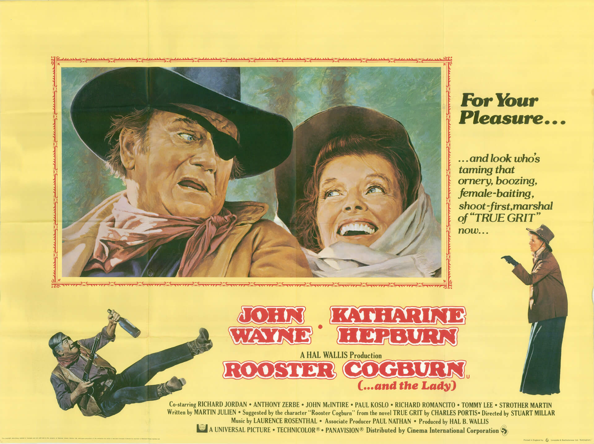 Rooster Cogburn - Dominion Cinema Edinburgh